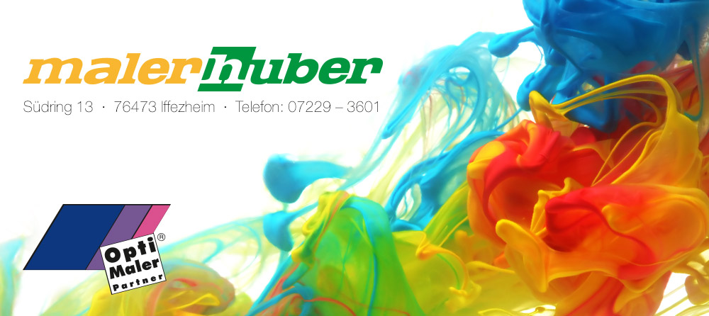 Maler Huber Iffezheim